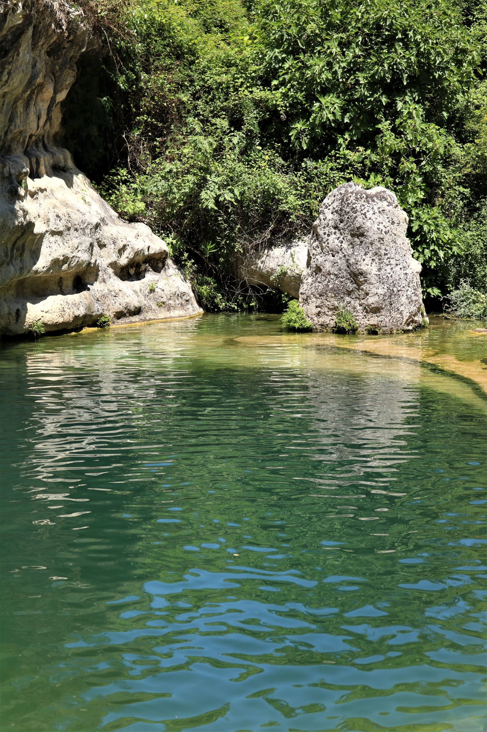 fiumi, valli iblee, iblei, cava grande del cassibile, escursionismo, trekking, sicilia