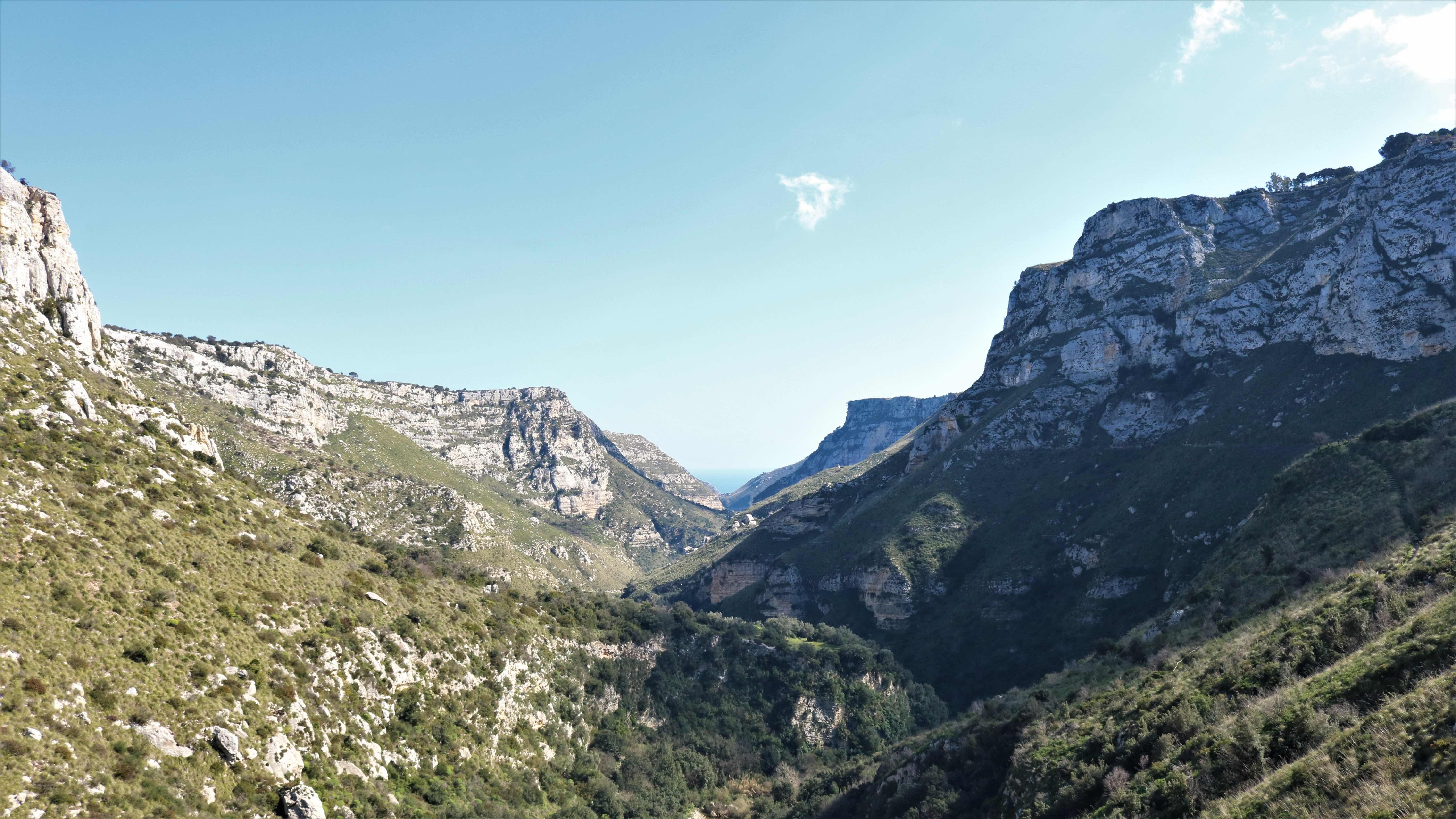 1.Riserva Naturale Orientata Cava Grande del Cassibile Keration escursioni gran canyon